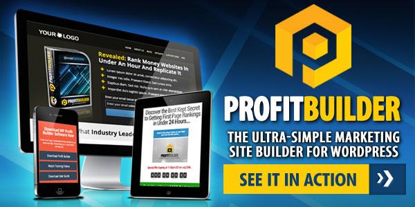 WP Profit Builder | WP Profit Builder Review