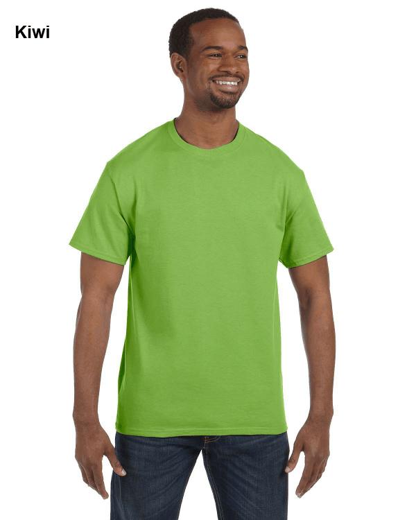 Jerzees Adult 5.6 oz. DRI-POWER ACTIVE T-Shirt Kiwi