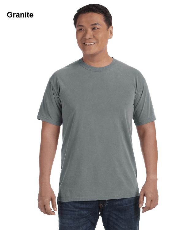 Comfort Colors Adult Heavyweight RS T-Shirt Granite