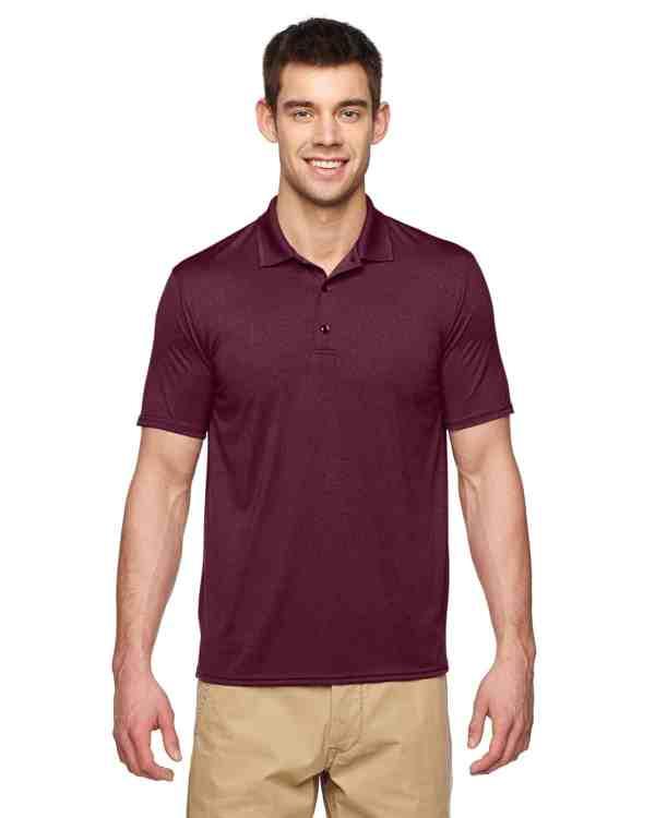 Gildan Adult Performance 4.7 oz. Jersey Polo Shirt