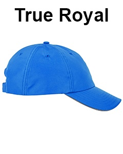 Core 365 Adult Pitch Performance Cap True Royal Side