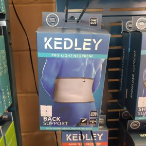Kedley Pro Light Neoprene Back Support