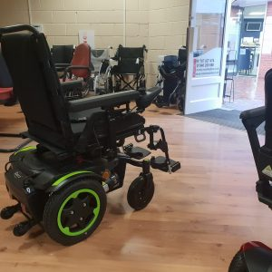 Sunrise Medical Quickie Q100 Power Chair