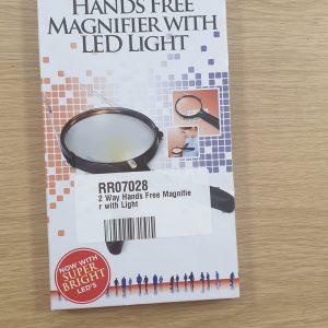 Lifemax Hands Free Magnifier