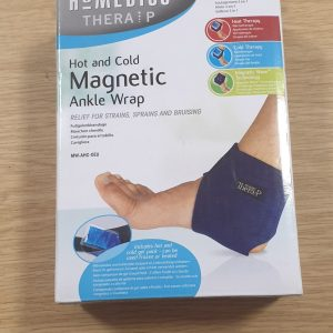 Homedics Magnetic Hot and Cold Ankle Wrap