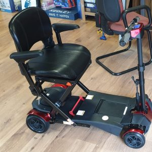 Drive Autofold Travel Mobility Scooter