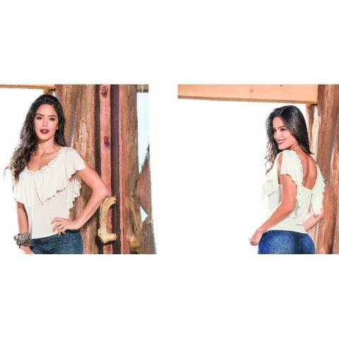 BLUSA MERENGUE