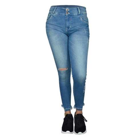 JEAN DENIM PARA MUJER NOW MODEL