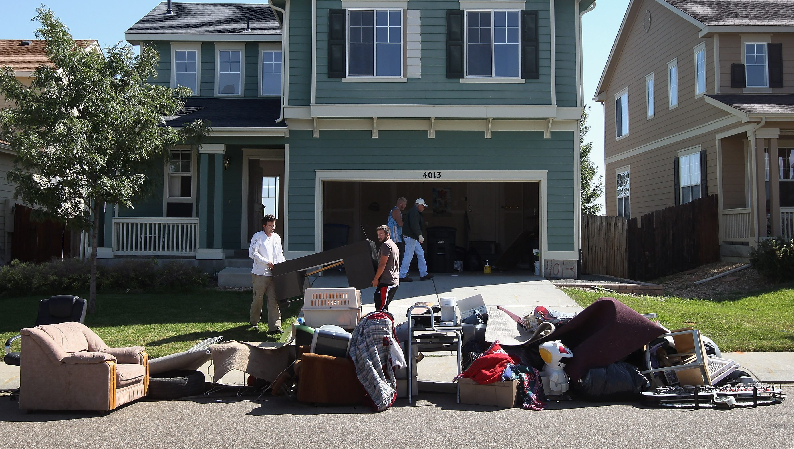 Prepare for a wave of evictions