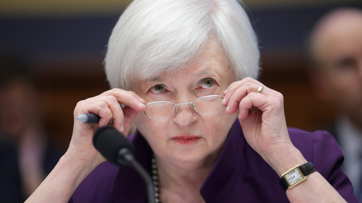 """A """"Hamilton""""-style song about Janet Yellen by Dessa - Marketplace"""