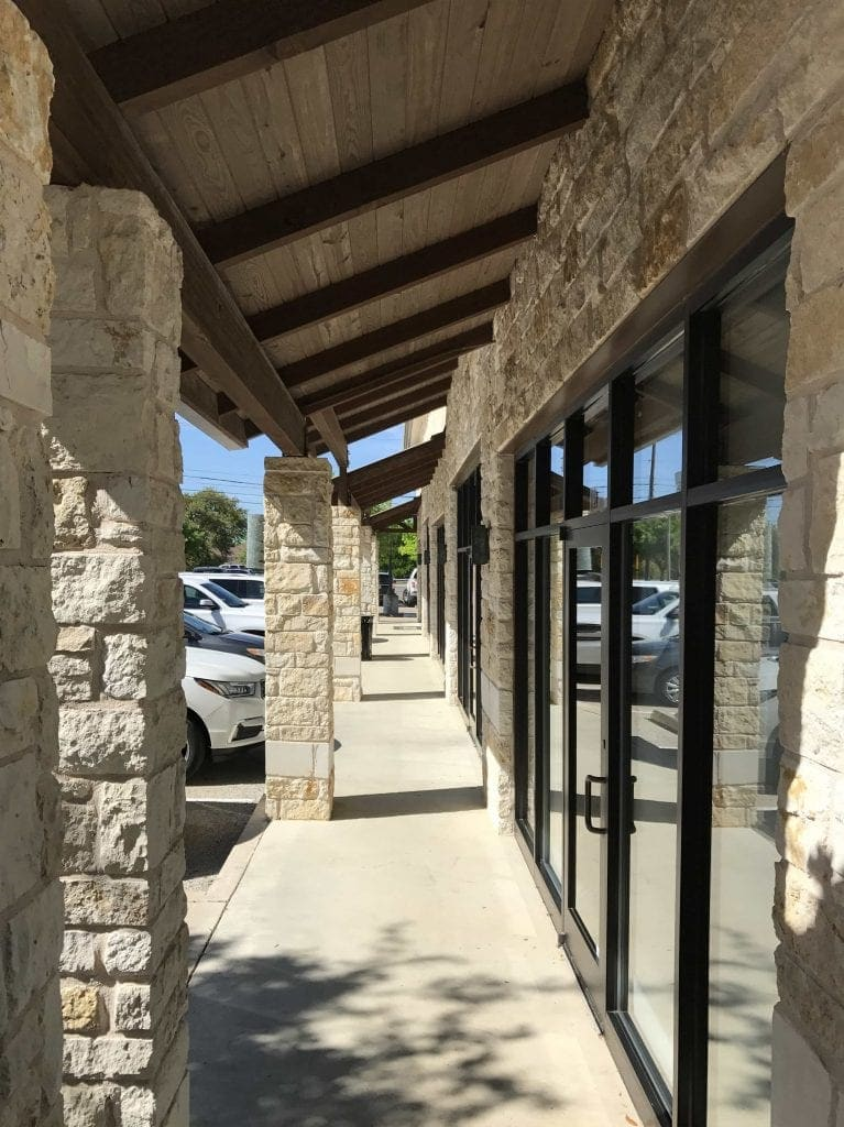 Uplands Village Shopping Center West lake Texas