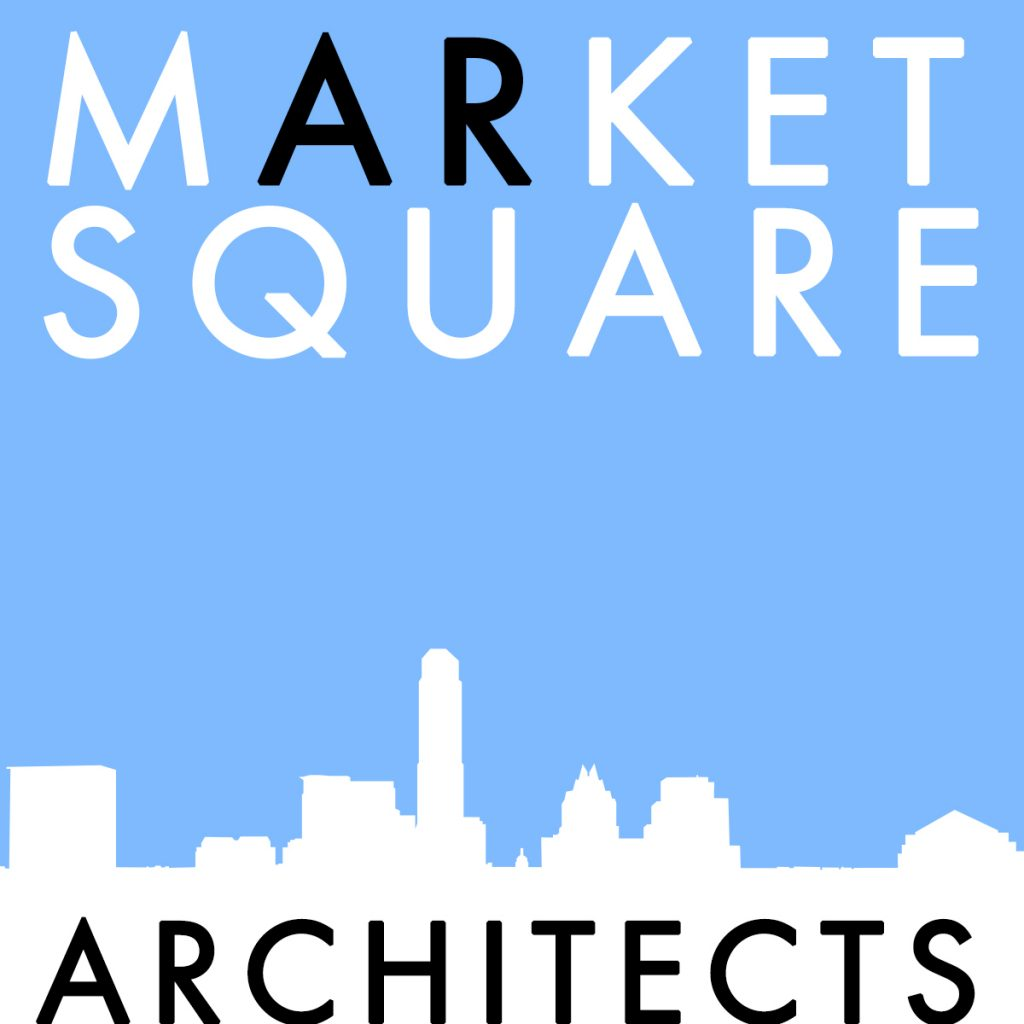 Market Square Architects Austin TX Logo