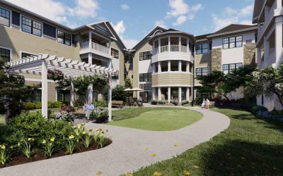 NYREJ Feature on the Upcoming Brightview Port Jefferson Senior Living Community