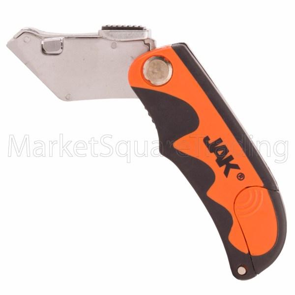 Folding Utility Knife Blade Holder Lock Takes Stanley