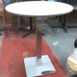 Herman Miller Bistro Table Bar Height Round 36 Inch
