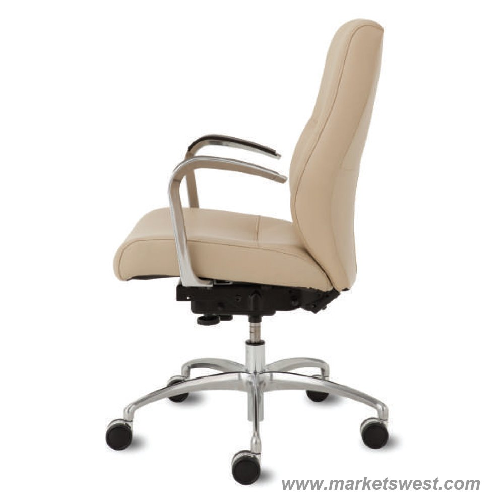 Cortina MidBack Conference or Executive Leather or Fabric