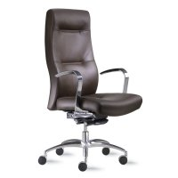 Cortina High-Back Conference or Executive Leather or ...