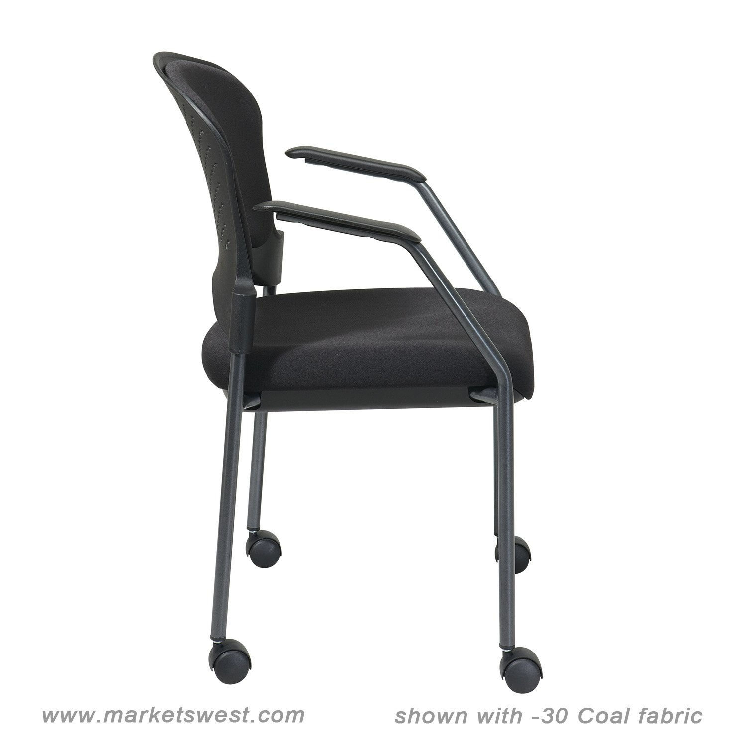 stackable rolling chairs ergonomic chair with adjustable armrests visitors upholstered back