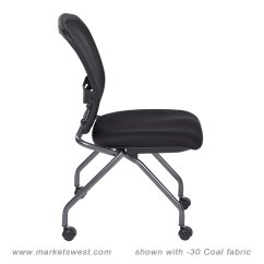 Folding Chair No Arms Steamer Cushions Argos Deluxe With Progrid Back