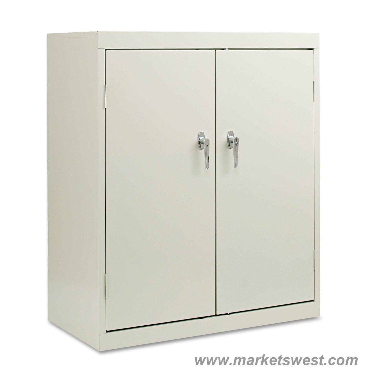 Alera Heavy Duty Welded Metal Storage Cabinet 42x36x18