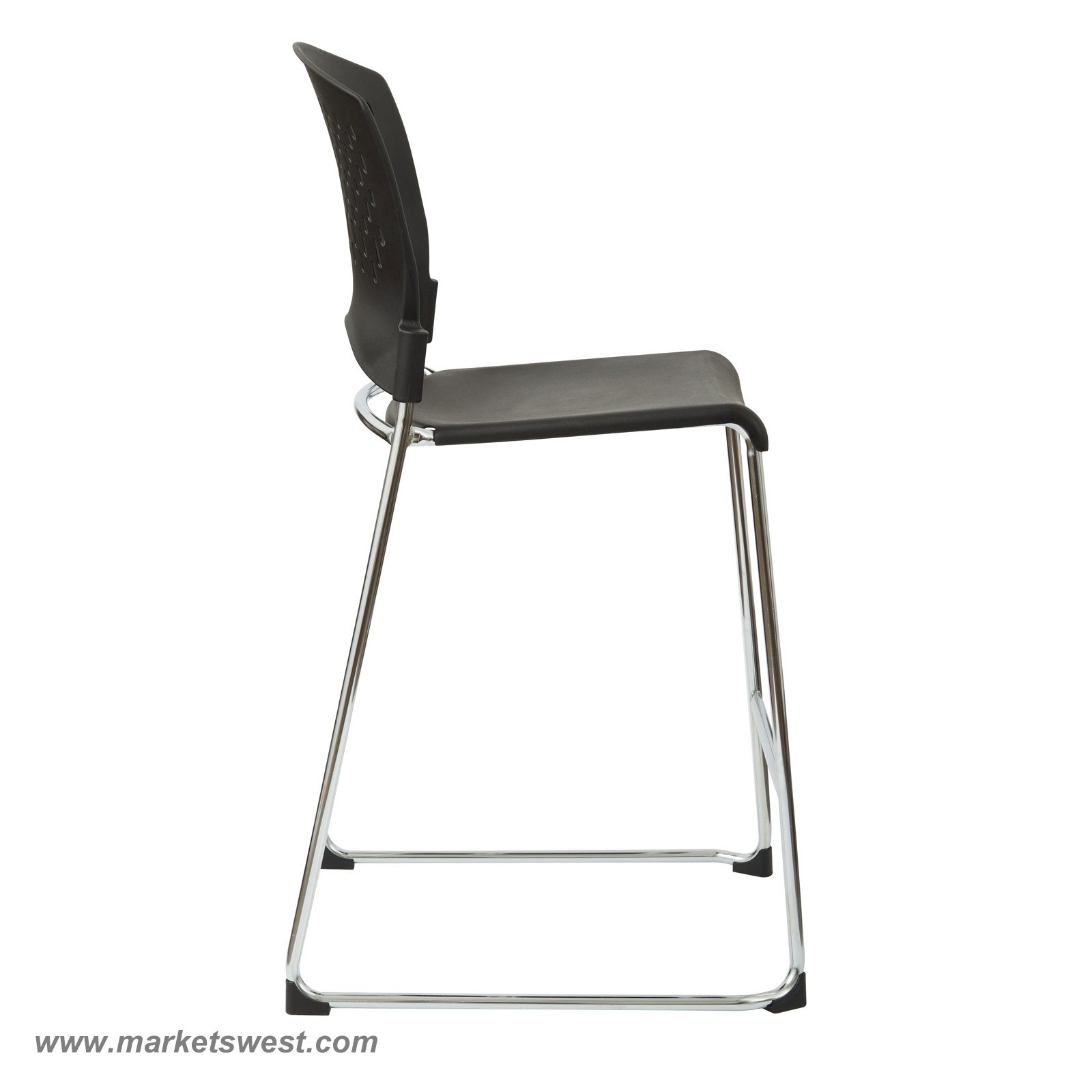 chair covers for plastic stacking chairs 6 dining table size tall stool with seat and back