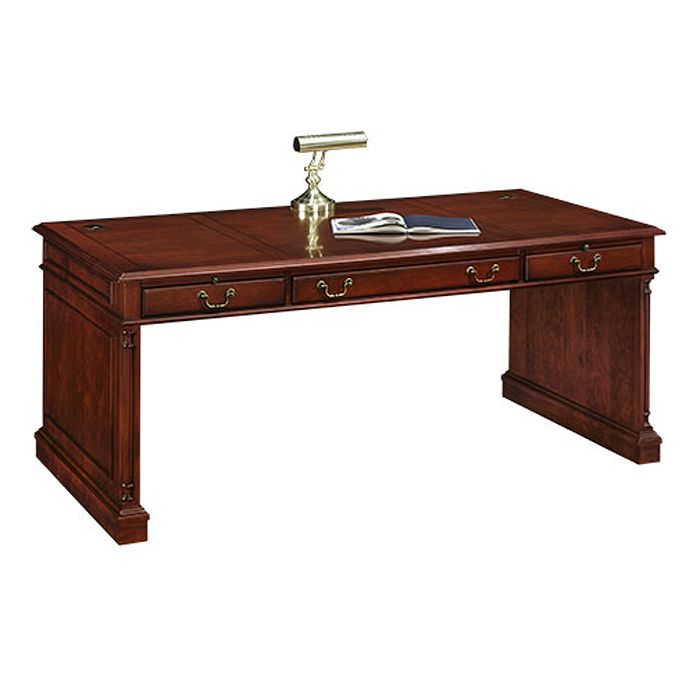 Keswick English Cherry Writing Table Desk