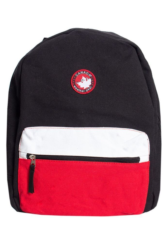 Canada Weather Gear Backpack - Black