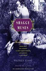Shaggy Muses: The Dogs Who Inspired Elizabeth Barrett Browning, Emily Bronte, Emily Dickinson, Edith Wharton, and Virginia Woo