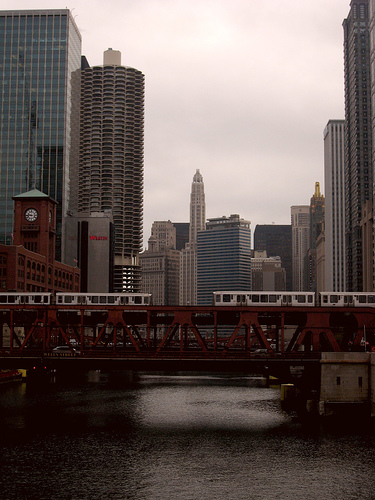 Happy 125th, Chicago's L