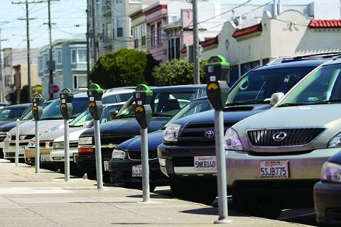 Parking is not a public good
