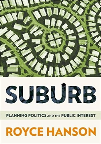 Mini review: Suburb, by Royce Hanson