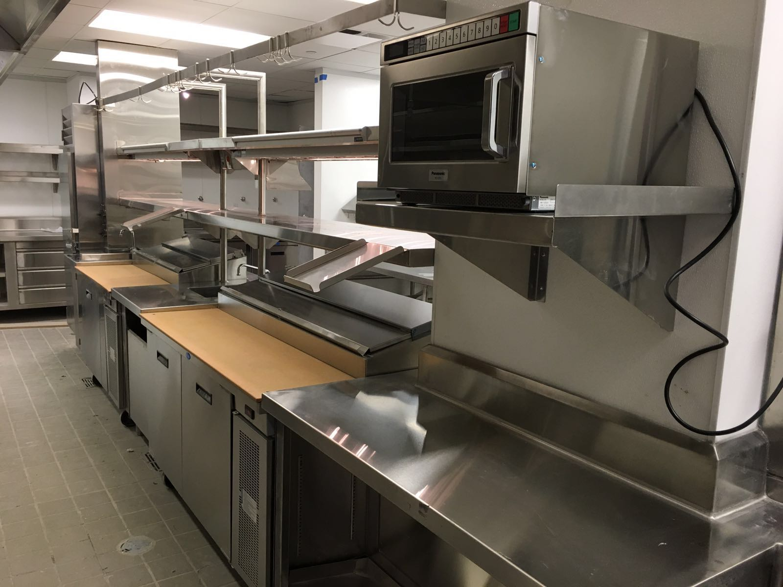 hotel with kitchen new york cabinet racks culinary depot brings five star expertise to
