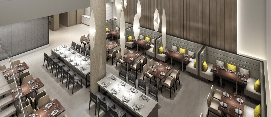 hotels with kitchen lighting above table culinary depot brings five star hotel expertise to melia s image available http www marketwire com library mwgo 2016 3 31 11g090450 images innside new york nomad 14ca25f0f73cba79ab6be9916abb2cd4 jpg