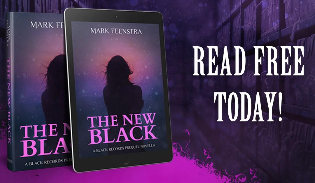 The New Black Prequel Novella