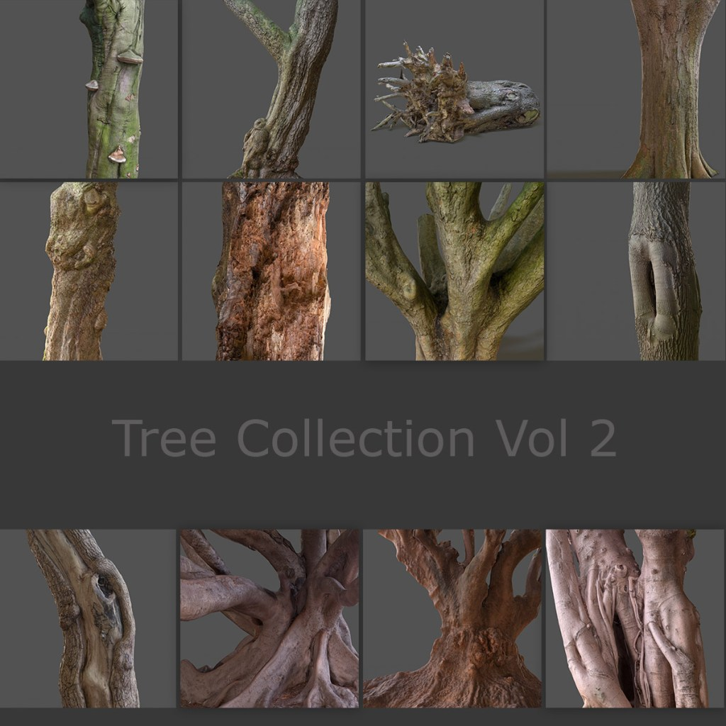 Tree Collection Vol 2 Mark Florquin