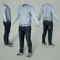 Male Clothing Outfit 71