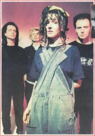 Photo from Melody Maker