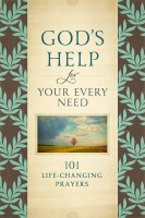 a prayer for a job promotion is from God's Help For Your Every Need, written by Mark Gilroy, published by Howard Books.