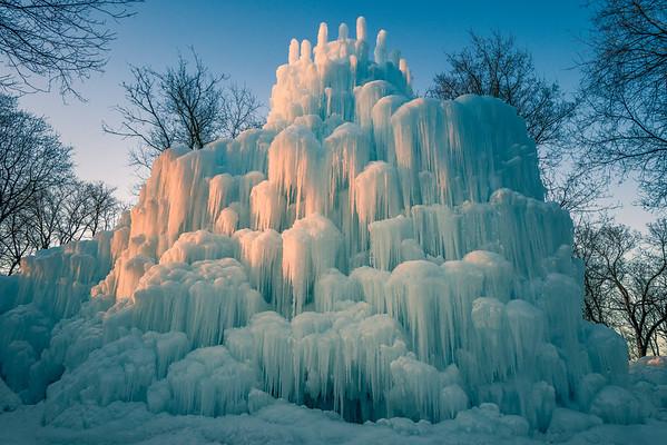 Ice Castles, Ice Castles Eden Prairie MN