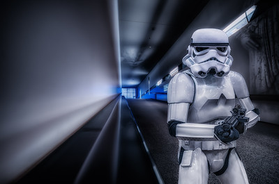 Star Wars Cosplay, Star Wars HDR, Star Wars Comic Con, Comic Con HDR Composite