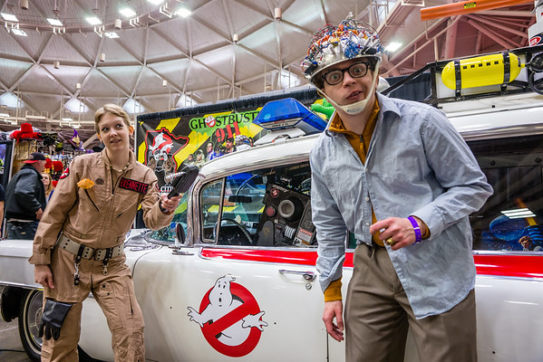 Wizard World Comic Con Minneapolis 2015, Ghostbusters