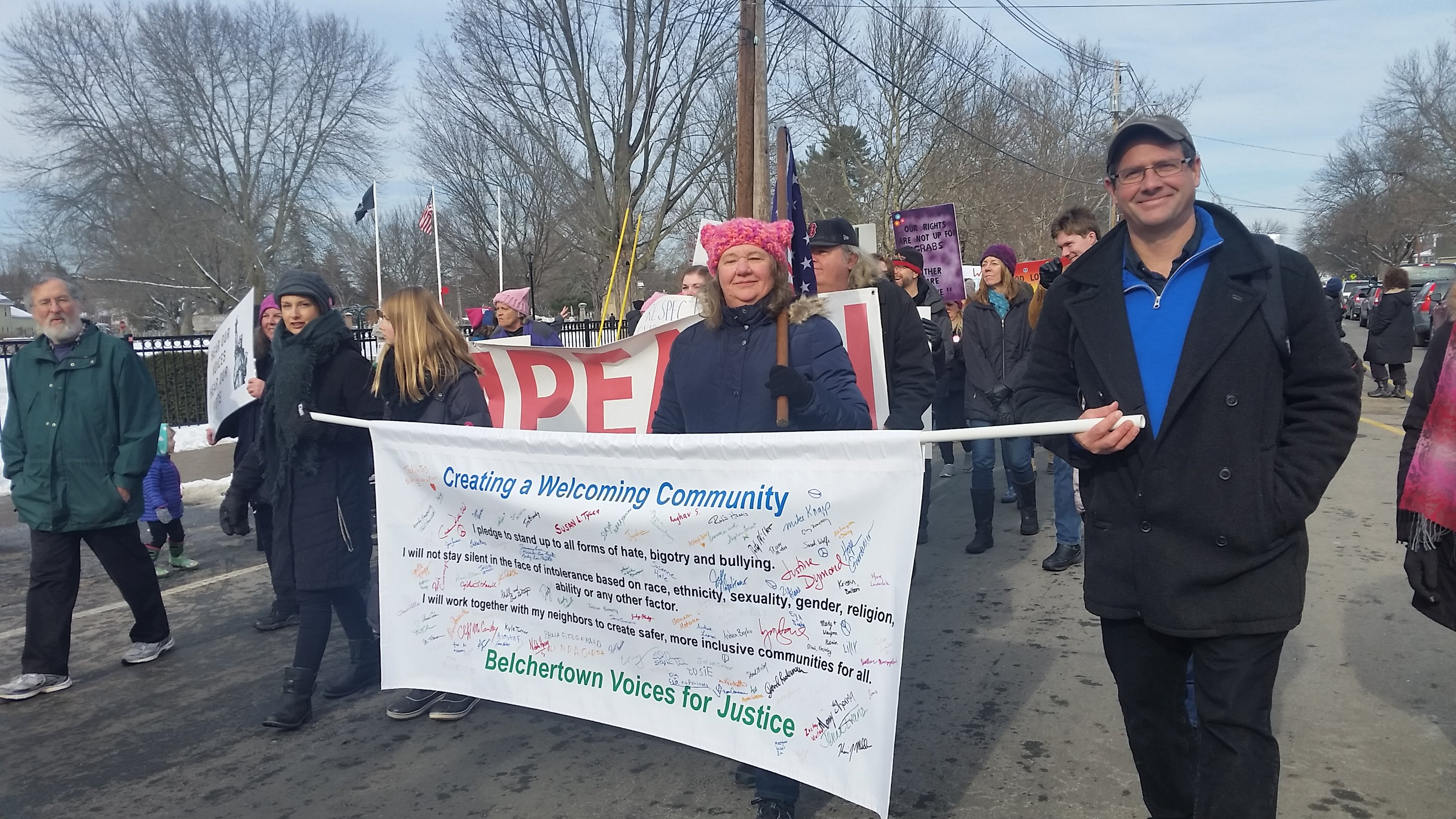Belchertown Voices for Justice
