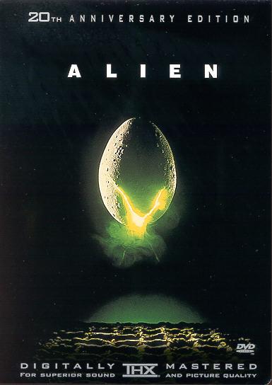 Dvd Alien Mark R Headrick S Website