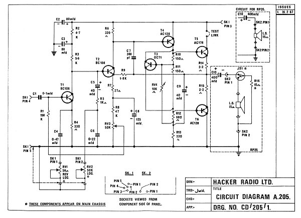 Articles › Transistors in Vintage Radios