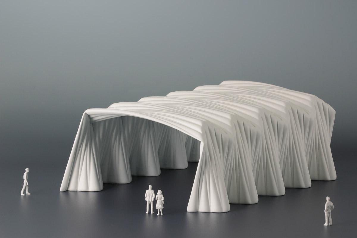 Mark Hetterich Inflatable Pavilion