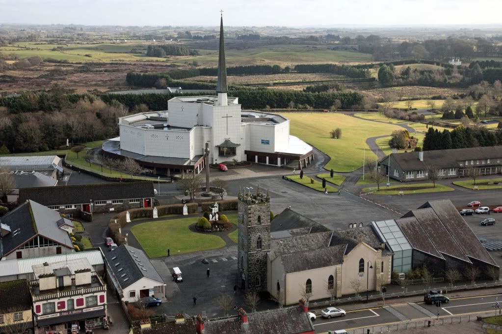 Knock shrine matchmaking