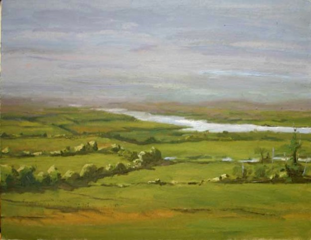 River Shannon by Therea M. Quirk.