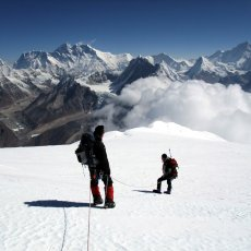 Death of the Nepal trekking peaks?
