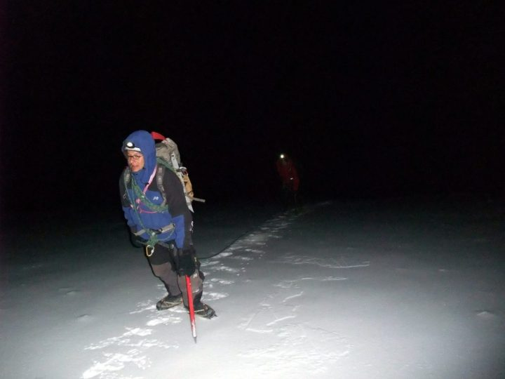 In Ecuador super early night-time ascents have become the norm, which means you end up with photos like this