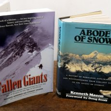 Two great histories of Himalayan mountaineering